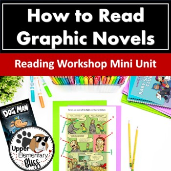 Graphic Novel Reading Unit of Study