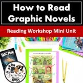 How to Read Graphic Novels:  Reading Workshop Mini Unit