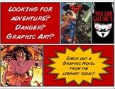 Graphic Novel Sign