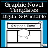 Graphic Novel Templates