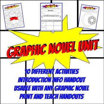 Graphic Novel Unit