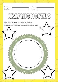 Graphic Novel Unit Plan