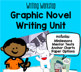 Graphic Novel Writing Workshop Unit