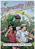 Graphic Novel for English/ Career Readiness Common Core Standards! (Chapter 2)