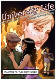 Graphic Novel for English/ Career Readiness Common Core Standards! (Chapter 3)