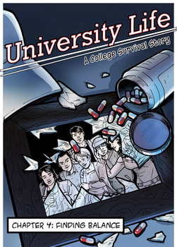 Graphic Novel for English/ Career Readiness Common Core Standards! (Chapter 4)