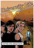 Graphic Novel for English/ Career Readiness Common Core Standards! (Chapter 5)