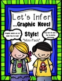 "Graphic Novels Inferencing ""Mini-Pack"""