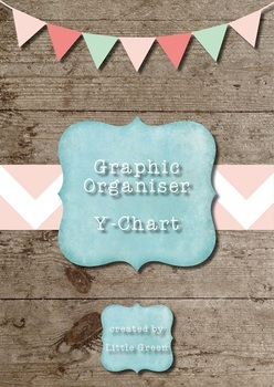 {FREE} Graphic Organizer - Y Chart