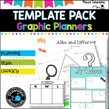 Graphic Organisers Free Samples