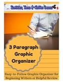 Graphic Organizer- 3 Paragraph Essay