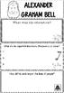 Graphic Organizer : Alexander Graham Bell