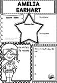 Graphic Organizer : Amelia Earhart