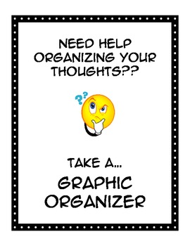 Graphic Organizer Binder Cover