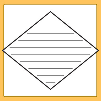 Graphic Organizer Bits 2 - Lined Boxes Clip Art for Commercial Use