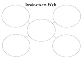 Graphic Organizer - Brainstorming Web