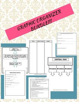 Graphic Organizer Set