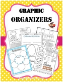 Over 20+ Graphic Organizers Bundle