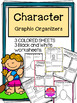 Graphic Organizer Bundle- Character, Narrative and Non-Fiction