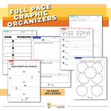 Graphic Organizers - Volume One