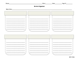 Graphic Organizer Bundle - Landscape