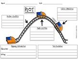 Graphic Organizer Bundle:  Plot, Main Idea/Details