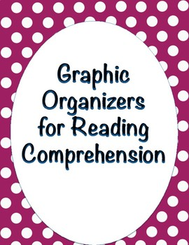 Reading Graphic Organizers for Comprehension