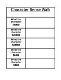 Graphic Organizer Character