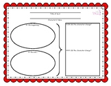 Graphic Organizer - Character Changes