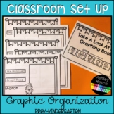 Graphic Organizer Class Book