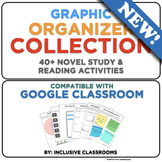 Graphic Organizer Collection - Compatible with Google Classroom
