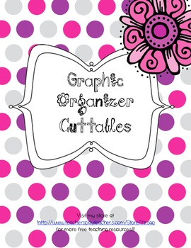 Graphic Organizer Cuttables