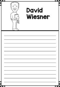 Graphic Organizer : David Wiesner : Awesome Authors
