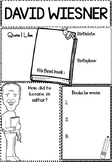 Graphic Organizer Set : David Wiesner : Awesome Authors