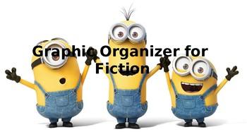 Graphic Organizer: Fiction Reading Comprehension