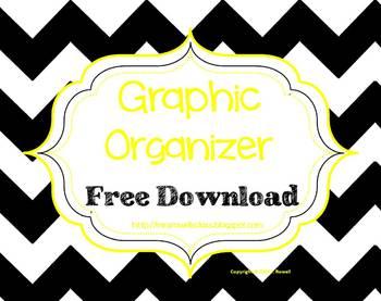 Graphic Organizer Free