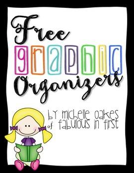 Graphic Organizer: Freebie