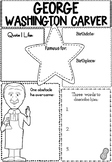 Graphic Organizer : George Washington Carver