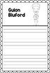 """Graphic Organizer : Guion """"Guy"""" Bluford - Inspiring African American Figures"""