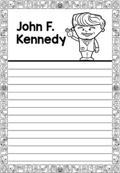 Graphic Organizer : John F. Kennedy
