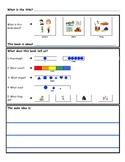 Graphic Organizer: Main Idea / Reading Comprehension