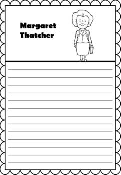 Graphic Organizer : Margaret Thatcher