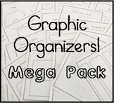 Graphic Organizers: Mega Pack