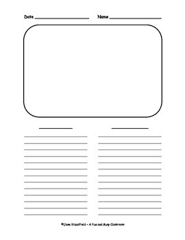 Graphic Organizer Multi Grade Resource Pack
