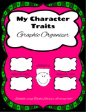 Character Traits: Graphic Organizer