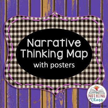 Graphic Organizer-Narrative (with bonus posters)