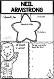 Graphic Organizer : Neil Armstrong, Astronauts