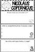 Graphic Organizer : Nicolaus Copernicus