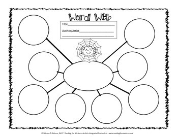 51 Graphic Organizer Bundle