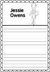 Graphic Organizer : Pro Athletes: Jessie Owens